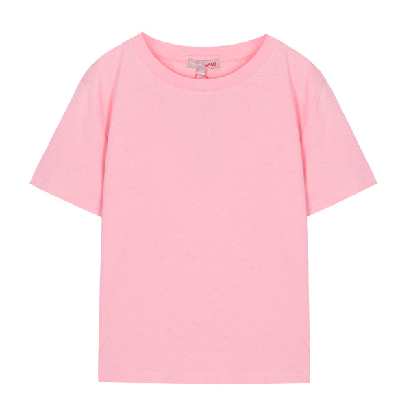 SPAO Women Short Sleeve Crop Tee SPRWA24G27