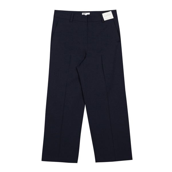 SPAO Women Semi Wide Slacks SPTAA25G14