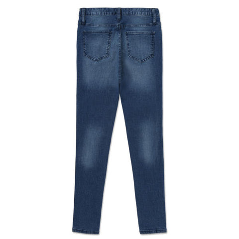 SPAO Women Mid Rise Skinny Denim Pants SPTJ711G12