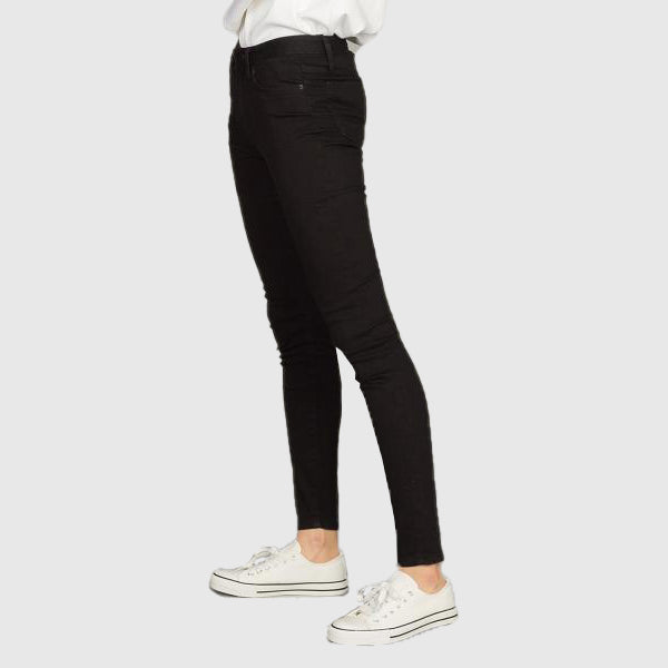 SPAO Women Mid Rise Skinny Denim Pants SPTJ811G16