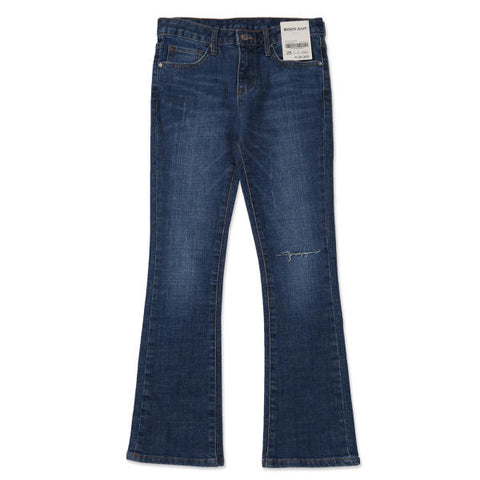 SPAO Women Boot Cut Denim Pants SPTJ823G54