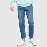 SPAO Men Tapered Denim Pants SPTJ923C42
