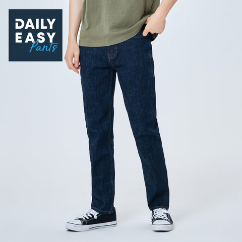 SPAO Men Tapered Denim Pants SPTJ949C21