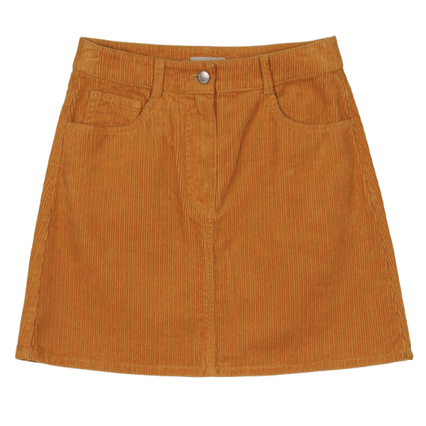 SPAO Women Corduroy Mini Skirt SPWH949G22