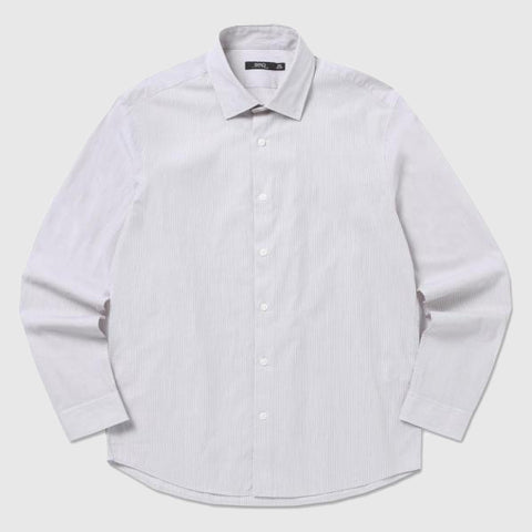 SPAO Man Long Sleeve Stripe Shirt SPYS725M23
