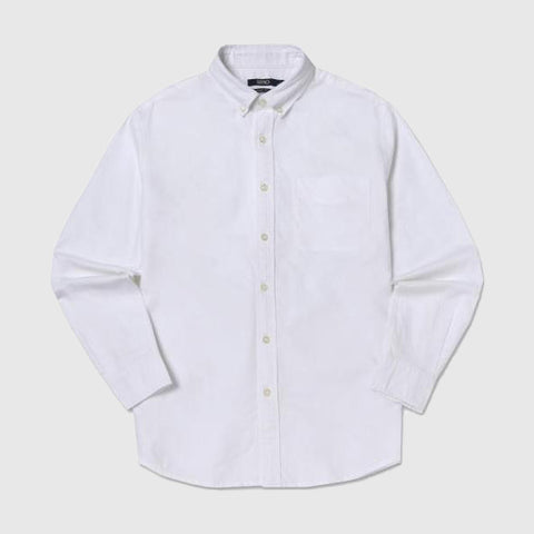 SPAO Man Long Sleeve Oxford Shirt SPYW811C01