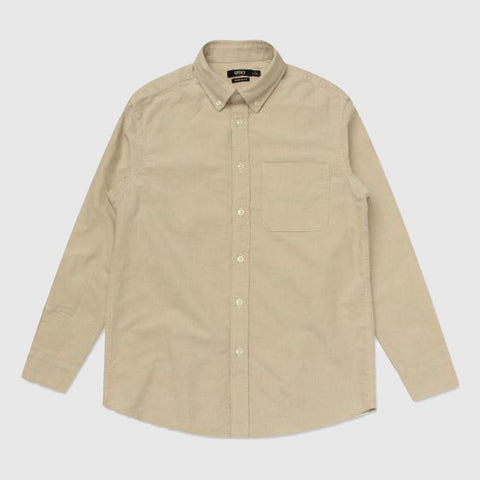 SPAO Man Long Sleeve Oxford Shirt SPYW911C01