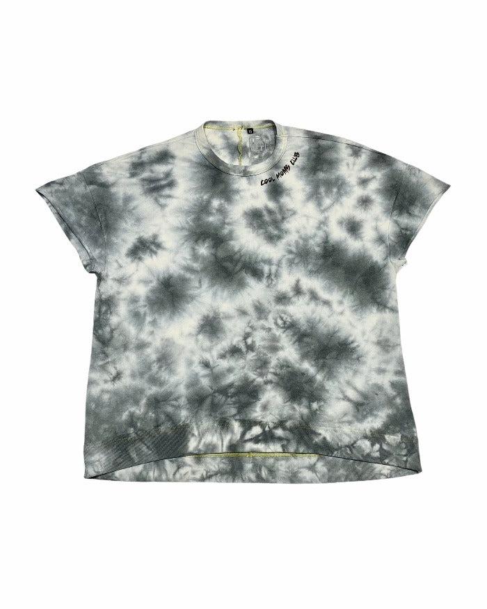 Limited Edition Cool Moms Club Oversized Tie Dye T-Shirt