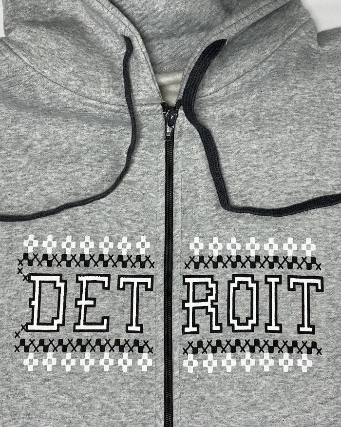 Ink Detroit Spirit Of Detroit Adult Onesie