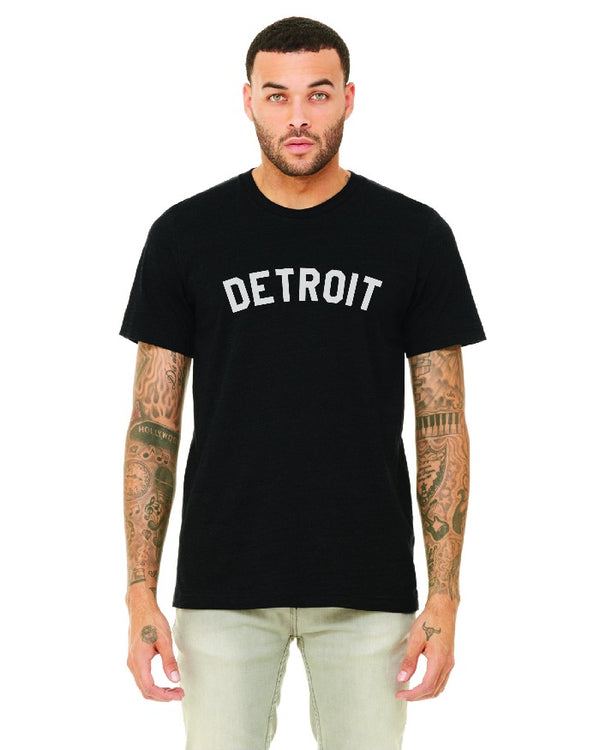 Ink Detroit T-Shirt - Black