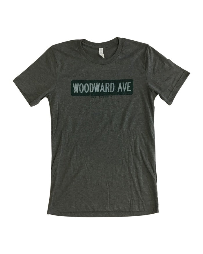 Ink Detroit Woodward T-Shirt