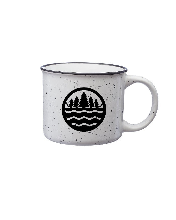 The Great Lakes State Logo - 15oz coffee mug