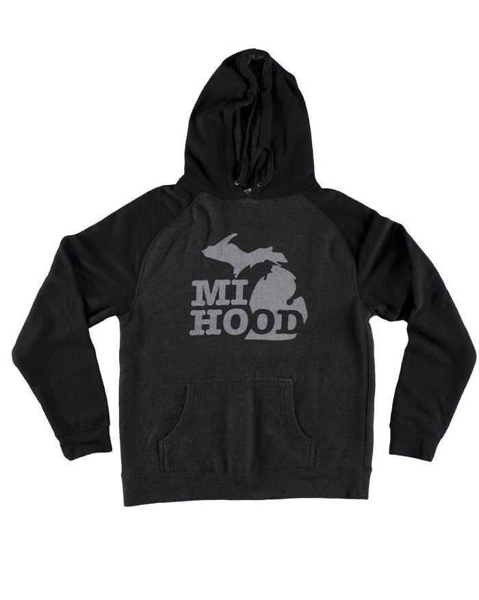 The Great Lakes State MI HOOD Toddler Hoodie