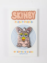 "Load image into Gallery viewer, ""Skinby"" Hard Enamel Pin"
