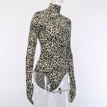 Load image into Gallery viewer, Gloves of War,Cheetah bodysuit