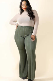 Slay Bell bottom pants Queen size - Le Royale Collection. Inc Boutique