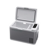 Powerology Portable Fridge & Freezer 15600mAh - Gray