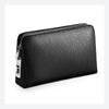 Fancytech Genuine Leather Fingerprint Lock Handbag, Anti-Theft Business Clutch Bag