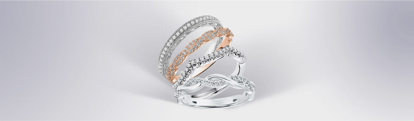 Shop Ladies Wedding Bands