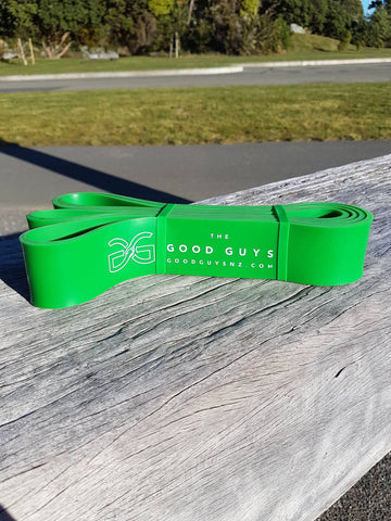 Green Good Guys Power Band (44.5mm)