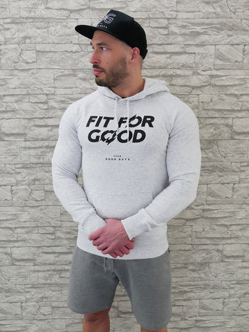 """Fit For Good"" Men's Hood"