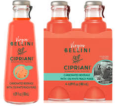 CIPRIANI BELLINI MIX 4 PACK