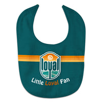 Little Loyal Fan Bib