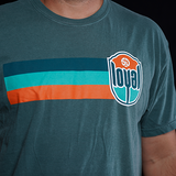 Unisex Loyal 70s Crest T-shirt