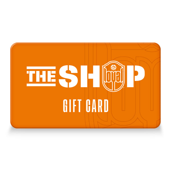 The Shop @ SD Loyal Gift Card