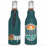 Loyal Tall Koozie with Zipper