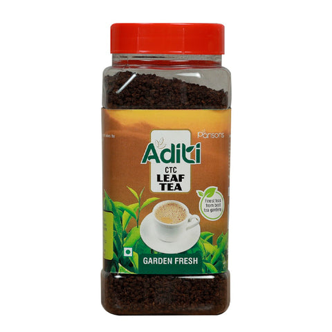 Aditi Leaf Tea Jar (150g)