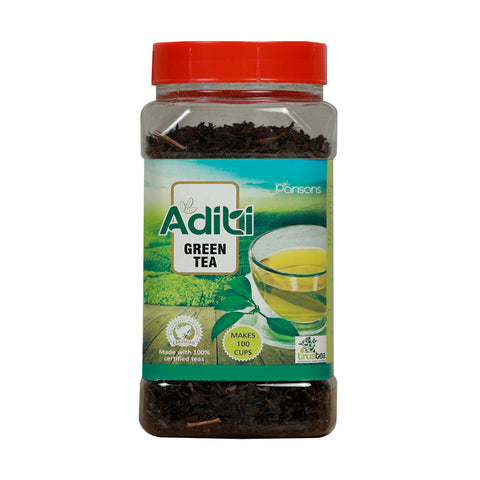Aditi Green tea Jar (100g)