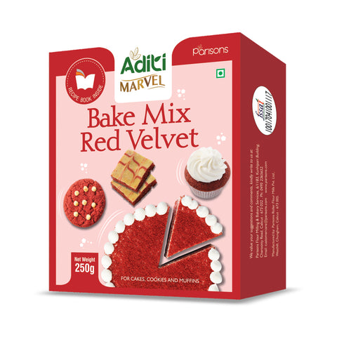 Red Velvet Bake Mix