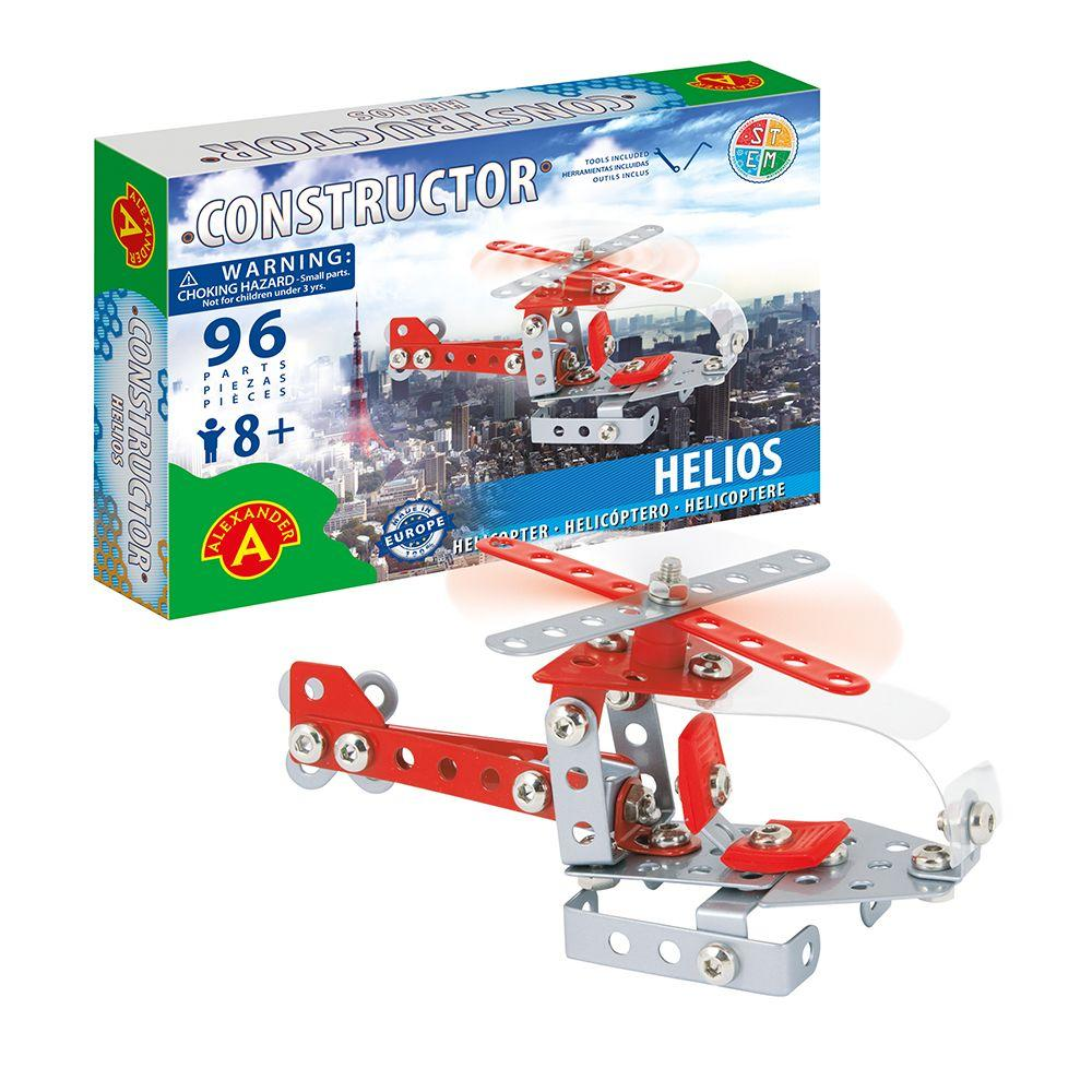 HELIOS HELICOPTER (96 Pieces)