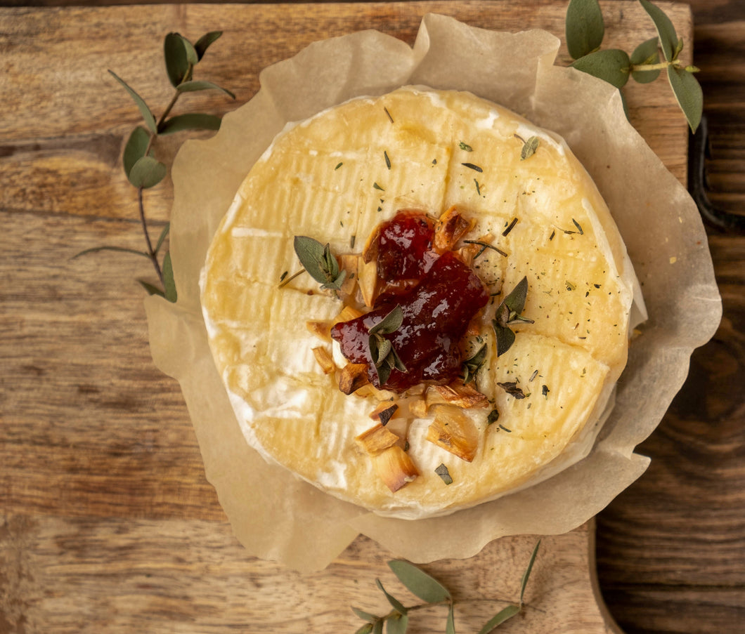 Whole baked camembert -Saturday 28th Nov 2020