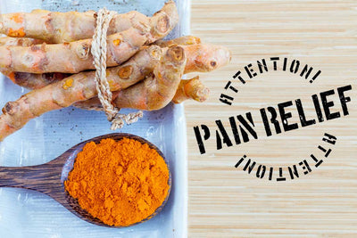 Using Turmeric To Relieve Pain