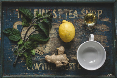 4 Effective Homemade Herbal Teas – With Benefits