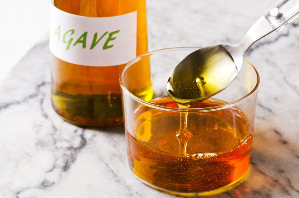 Agave syrup turmeric antibiotic