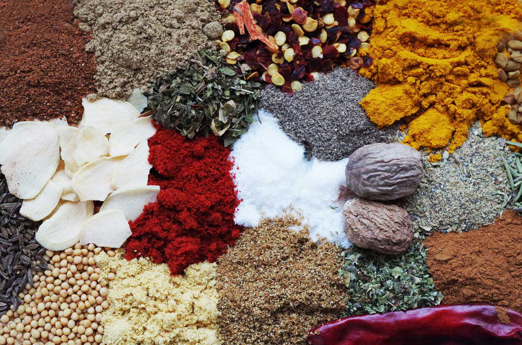 Spices and Turmeric