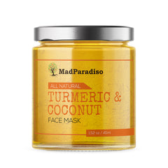 Turmeric and Coconut Paste
