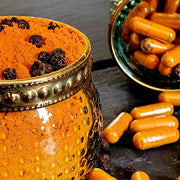 Turmeric and Black Pepper Capsules