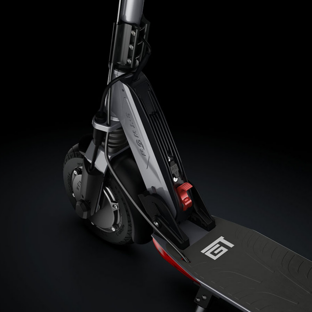 E-TWOW GT BOOSTER Adult electric scooter close up