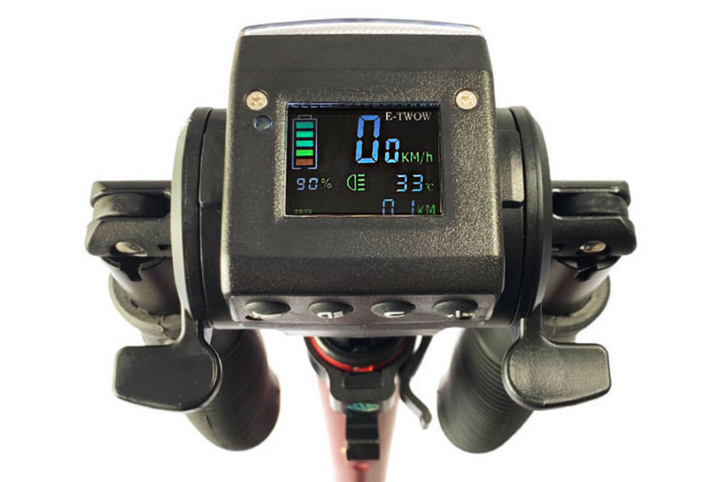 E-TWOW BOOSTER S+ Adult electric scooter LCD screen display