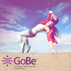 GoBe tracks your movement during Dance