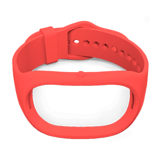 Strap for GoBe 2. Red