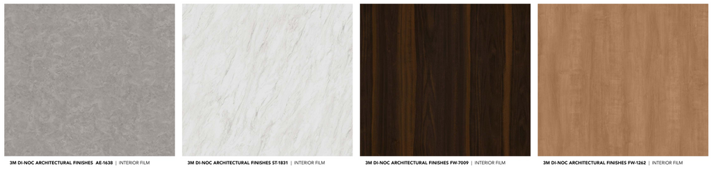 Materially 3M™ DI-NOC™ Architectural Finishes Samples