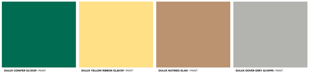 Materially Dulux Trims Series
