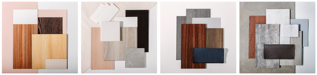 Materially End Curtain Material Palettes