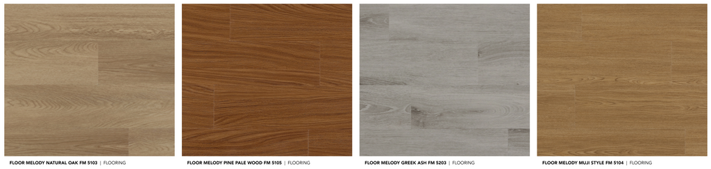 Materially Floor Melody Natural Living Series