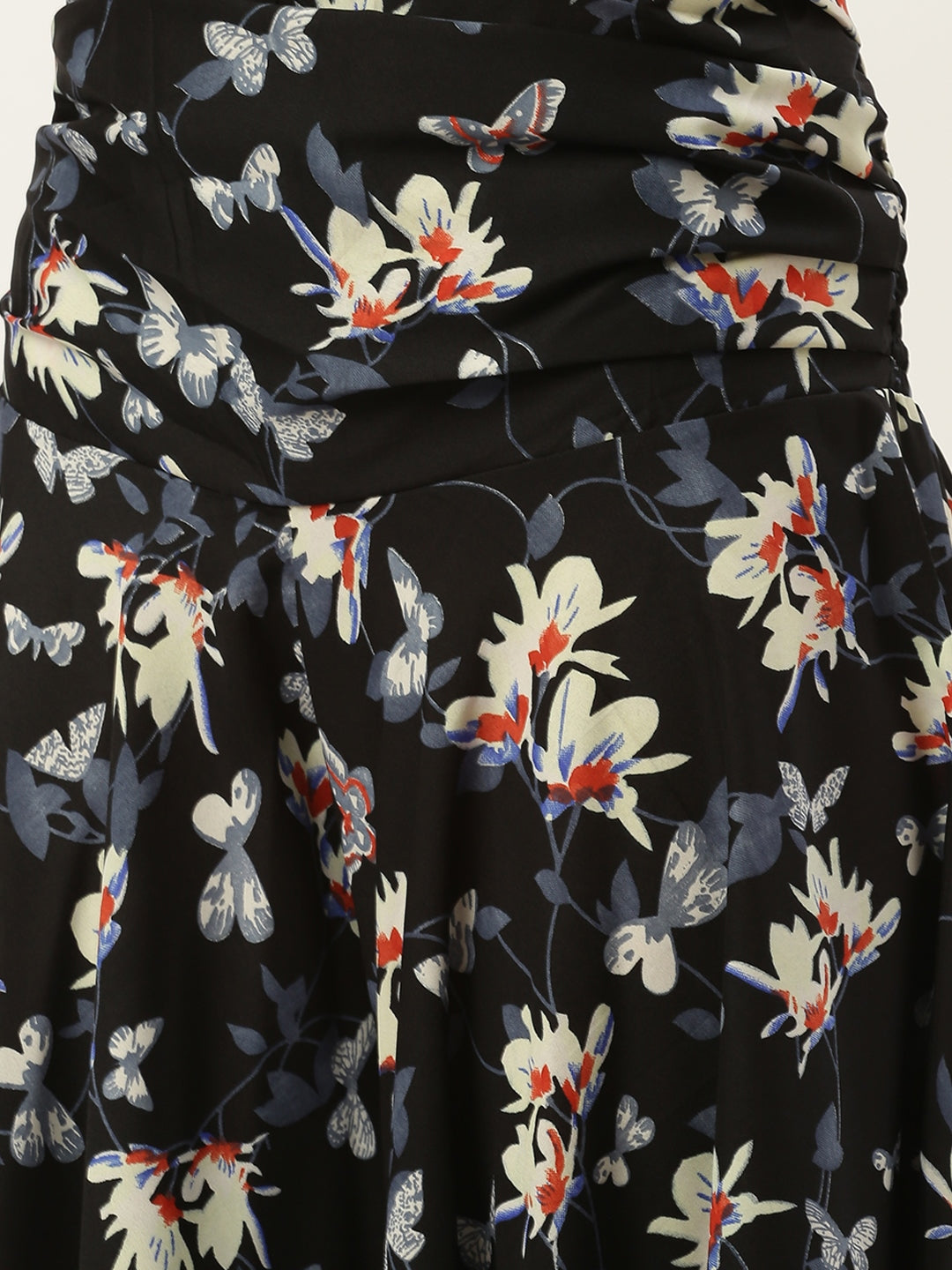 Butterfly Print Palazzo
